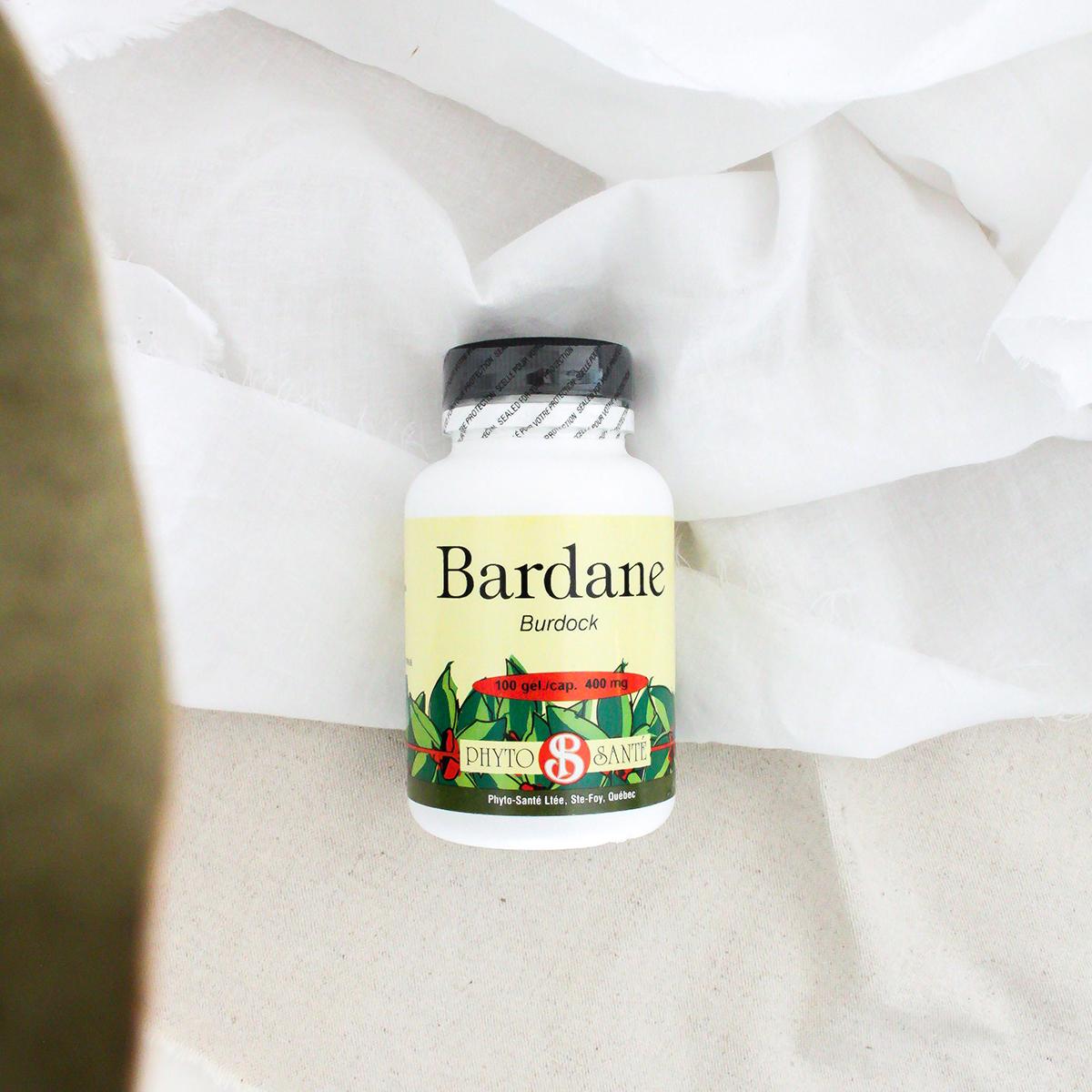 Phyto Santé Bardane 100cap