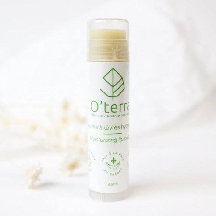 O'terra Baume à lèvres hydratant 4.5 ml